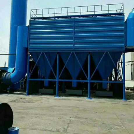 矿山机械 ZC-II回转反吹布袋除尘器 选矿厂高压反吹布袋除尘器