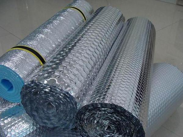 隔热铝箔气泡膜-隔热铝箔气泡膜直销