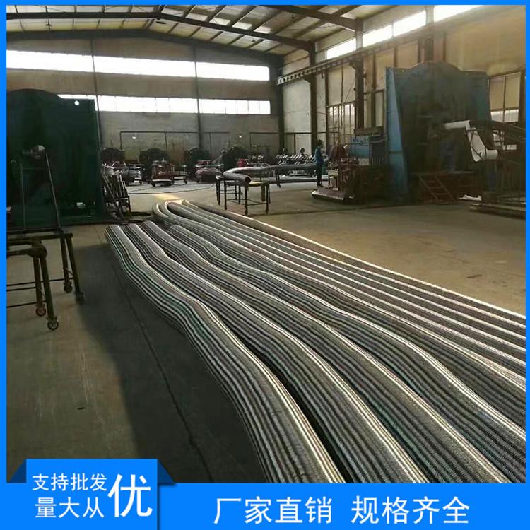 不锈钢波纹软管_邦博润_大口径金属软管_现货企业