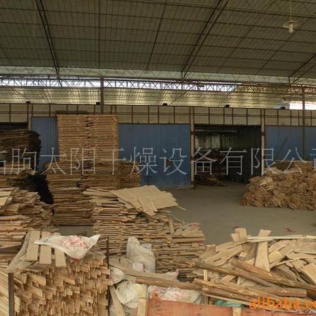 木材干燥窑:干燥均匀,质量好,自动化程度高,是质优产品。