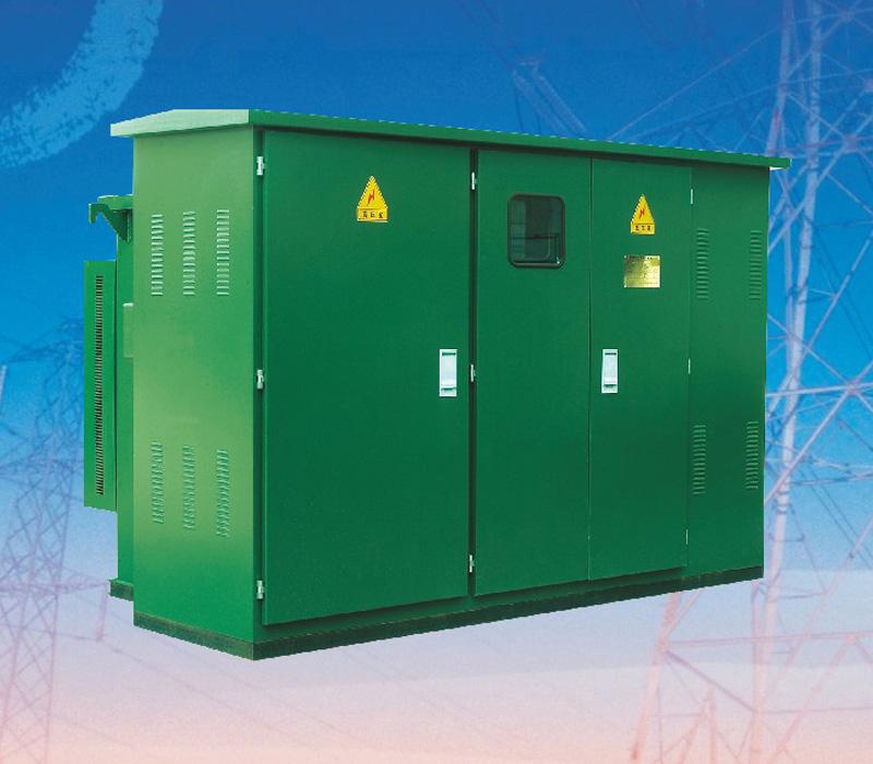 YBW-12预装式箱式变电站(美式)