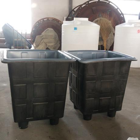 新款食品级PE材质外黑内白双色400升豆芽桶耐腐蚀耐酸碱摔不坏