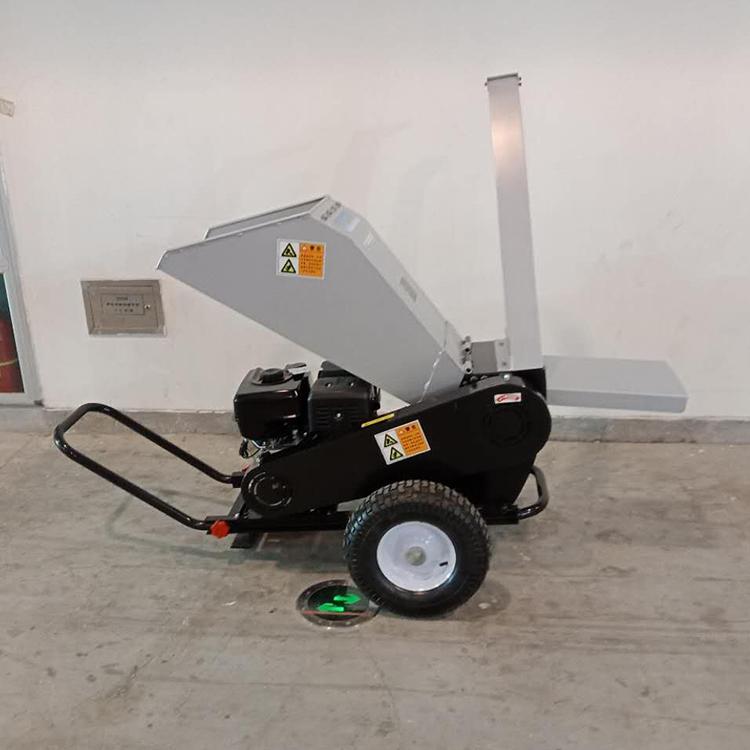 移动式园林专用树枝粉碎机_斯诺机械_树枝粉碎机_出售推荐