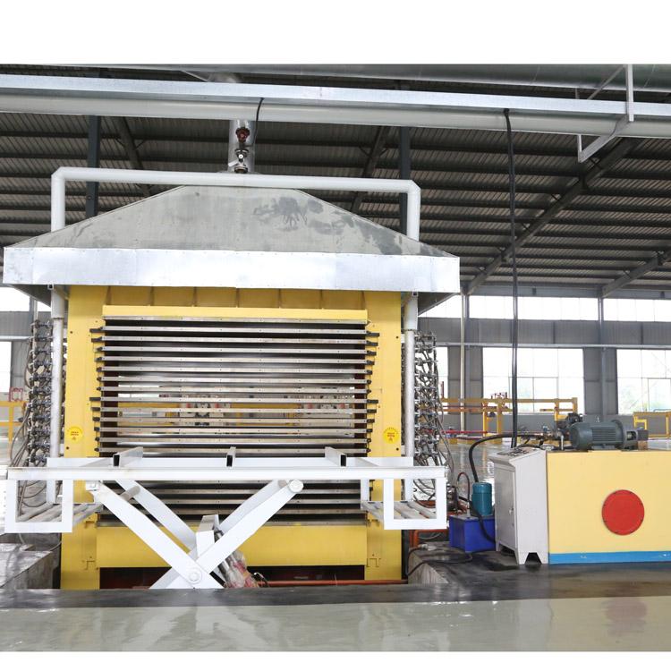 15层热压机_临茂_胶合热压机_生产工厂