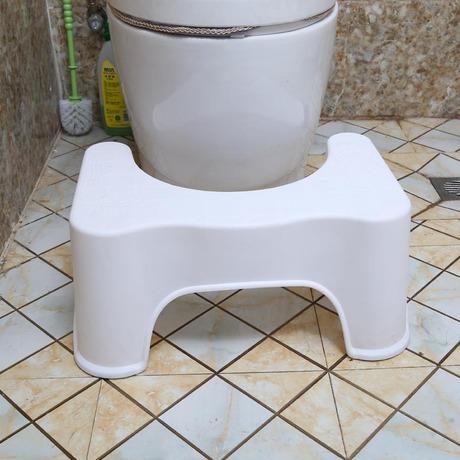 厂家直销防滑塑料马桶垫脚凳儿童蹲坑凳子 浴室加厚防滑垫脚凳