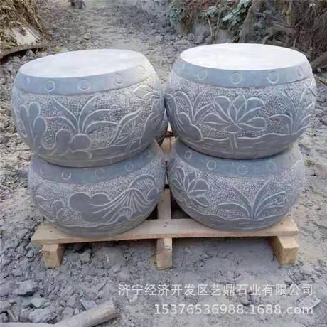 厂家直销供应大理石柱墩 石雕石墩柱础石雕柱子墩 柱础石