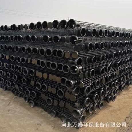 厂家直销除尘器弹簧骨架 除尘器袋笼 电厂脱硫镀锌有机硅除尘骨架