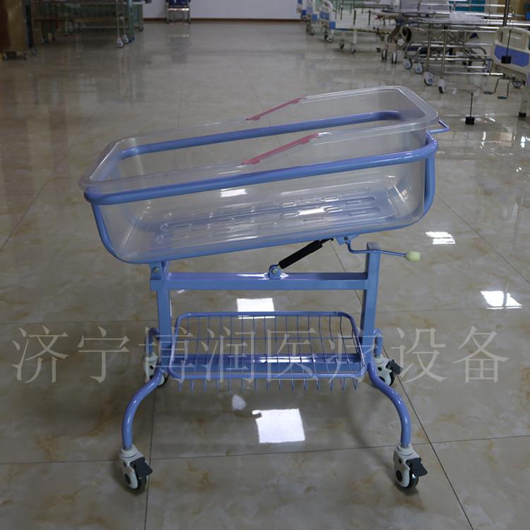 501款钢制婴儿床_博润医疗设备_钢制组合婴儿床_推荐现货
