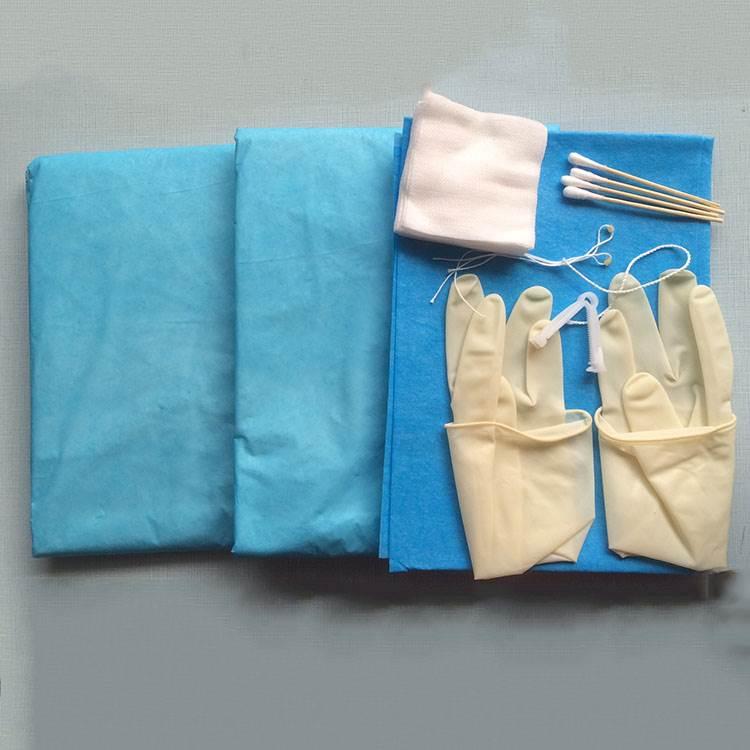康民卫材厂家批发一次性无菌换药包 伤口护理换药包报价