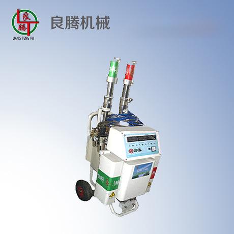 生产定制 微型保温填充发泡机 聚氨酯管道填充浇注机 小型发泡机