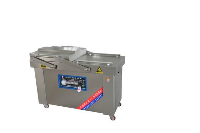 厂家直销  500真空包装机  不锈钢食品真空包装机  龙邦机械