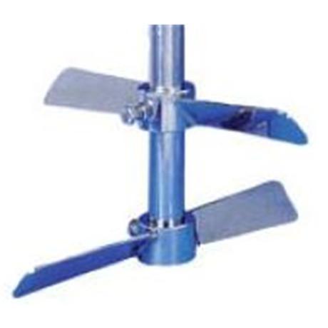 专业生产 浆式搅拌器 不锈钢斜浆搅拌器 工业防腐搅拌器化工