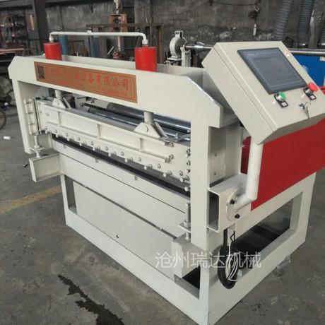 江苏镀锌板平板机开平3mm以下镀锌板和不锈钢板的全自动开平机