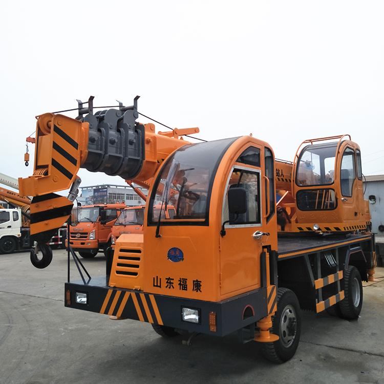 10吨单梁起重机_福康机械_6吨自制吊车_加工公司