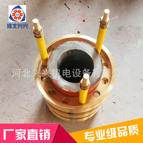 厂家出售沈阳电机厂YRKK630-8高压集电环 高压滑环规格可定制