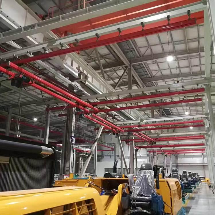 工位起重机厂家就选诺尔起重机_价格便宜质量保证