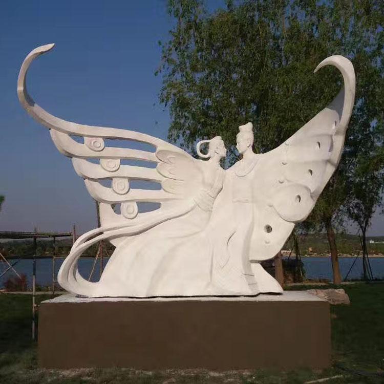 雕塑_万象_城市广场雕塑_加工制造