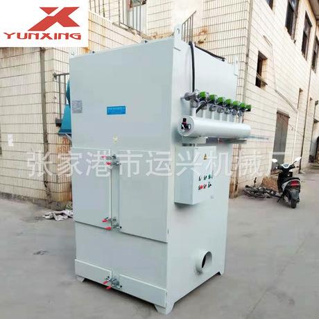 脉冲除尘器_厂家直销单机布袋脉冲除尘器_工业空气净化设备除尘器