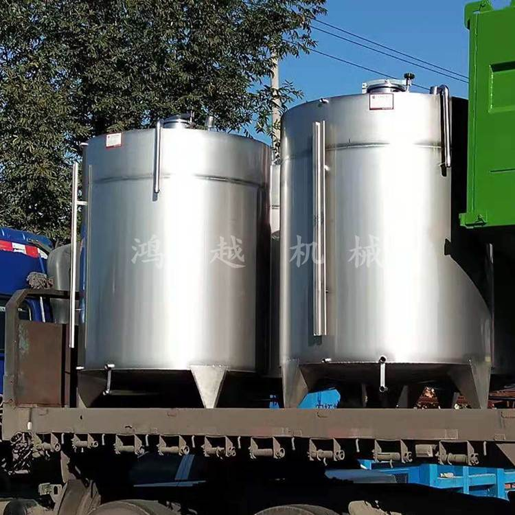 不锈钢储罐 厂家定制不锈钢储罐 不锈钢罐体