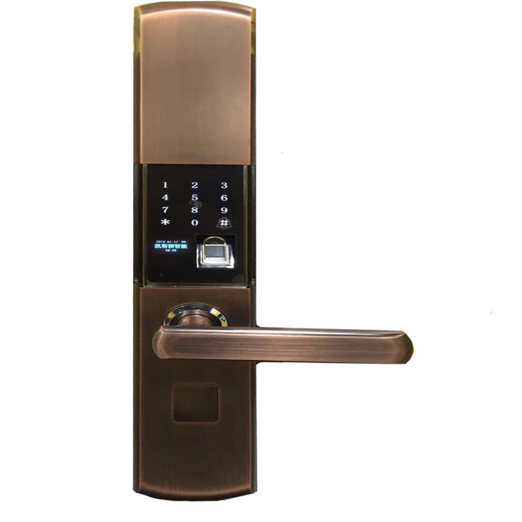感应指纹锁_凯斯顿_指纹锁_生产商品牌商