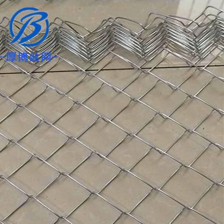 勾花网厂供应镀锌边坡挂网 菱形铁丝网 煤矿支护网 根据需求定制