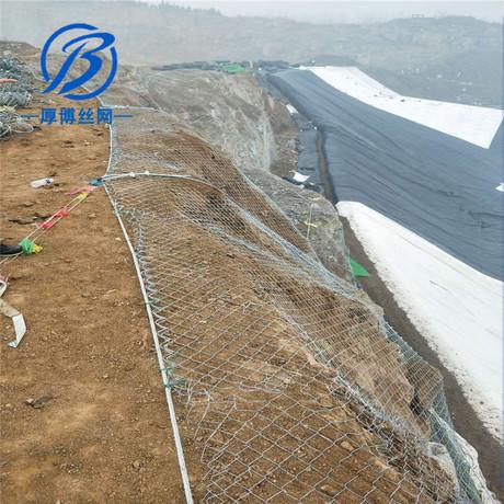 勾花网厂家生产销售热镀锌勾花网 边坡绿化 护坡 矿用支护网