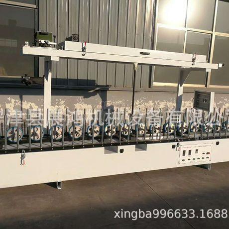 展鸿机械厂家直销 PVC包覆机。冷胶线条包覆机 PUR热胶包覆机