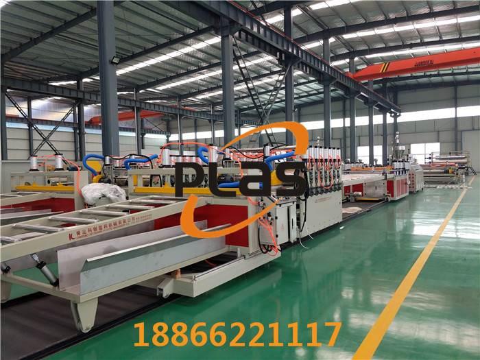 厂家直销_PVC发泡板设备_PVC广告板设备_发泡板设备_青岛普拉斯
