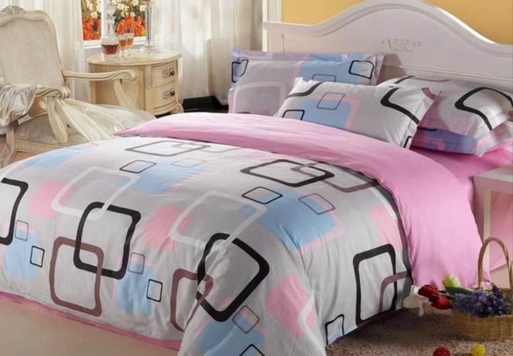 夏雨梦床上用品四件套_床单被罩_尺寸可定制_厂家直销,价格低