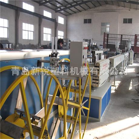 专业生产PE碳素管生产线SJ-65