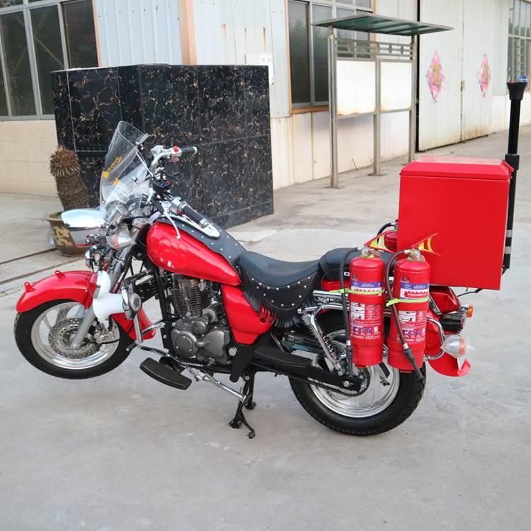 消防车二轮消防摩托车(箱式)厂家直销