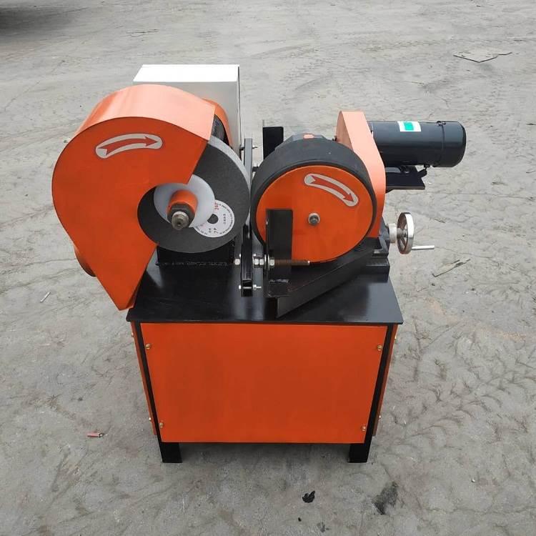 圆管抛光机 无心外圆抛光机 圆管自动抛光拉丝机 钢管除锈抛光机