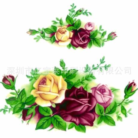 中山/东莞/深圳市陶瓷花纸丝印机印刷机厂家直销