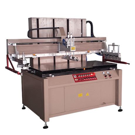 半自动不锈钢直尺印刷机 厂家直销双面刻度直尺丝网印刷机