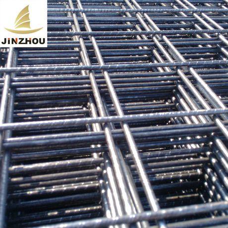 平纹编织地面建筑工地钢筋网 热镀锌丝煤矿支护网钢筋金属网片