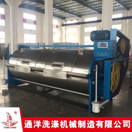 工业洗衣机 100kg大型卧式洗衣机 酒店布草洗涤设备  厂家直销