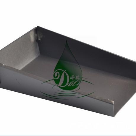 厂家定制铝合金成品水簸箕 接水器 彩铝水簸箕 安装简便 持久耐用