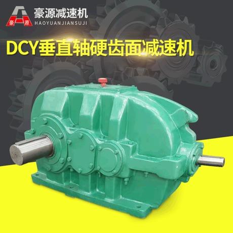 厂家供应DCY315-40-IVS减速机垂直轴硬齿面减速器带逆止器减速机
