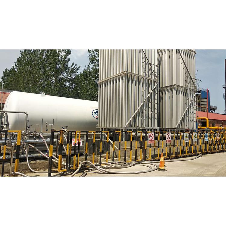 LNG气化站_益斯达_LNG气化站设备_报价现货