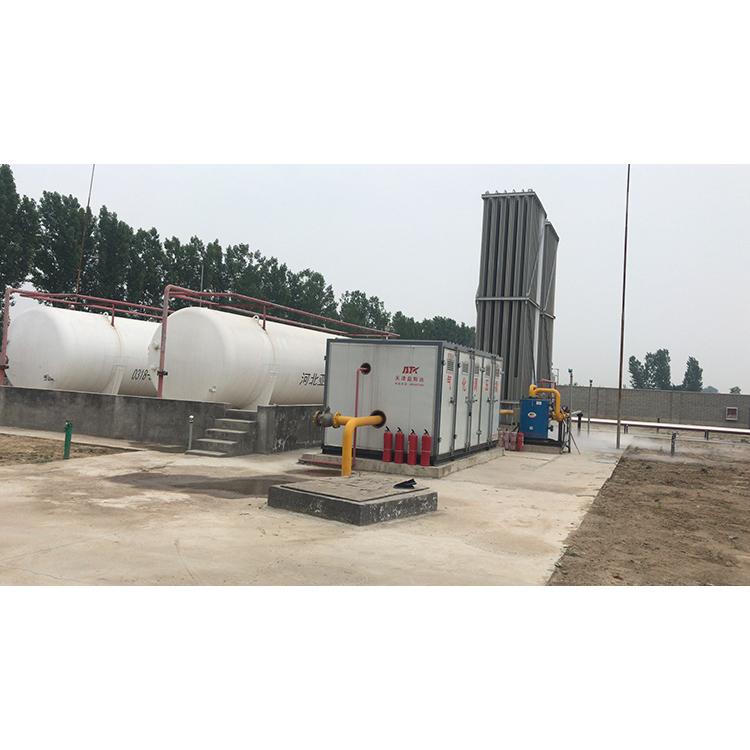气化站设备_益斯达_LNG气化站_企业推荐