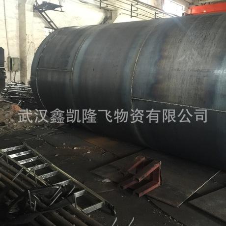 武汉卷管厂家直销Q235B大口径丁字焊管 厚壁钢板卷管 桩基钢护筒