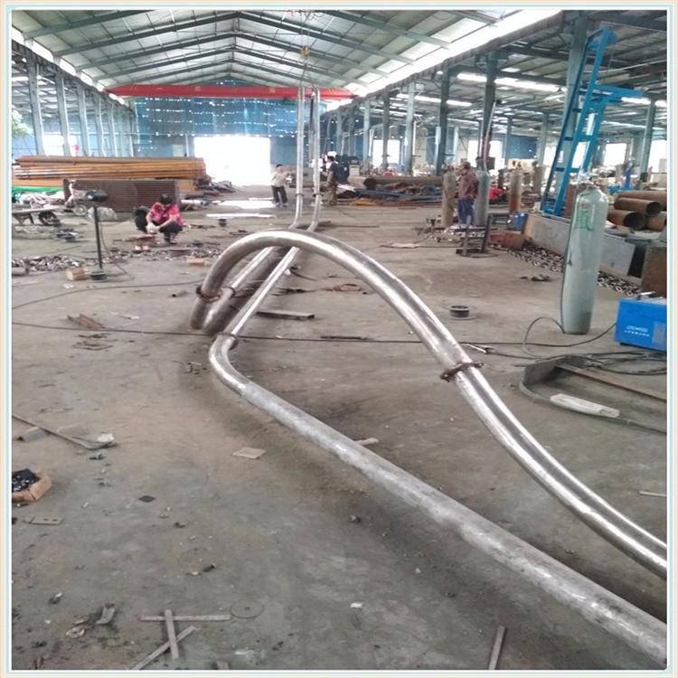 管链式输送机设计 粉体物料管链机 QA2