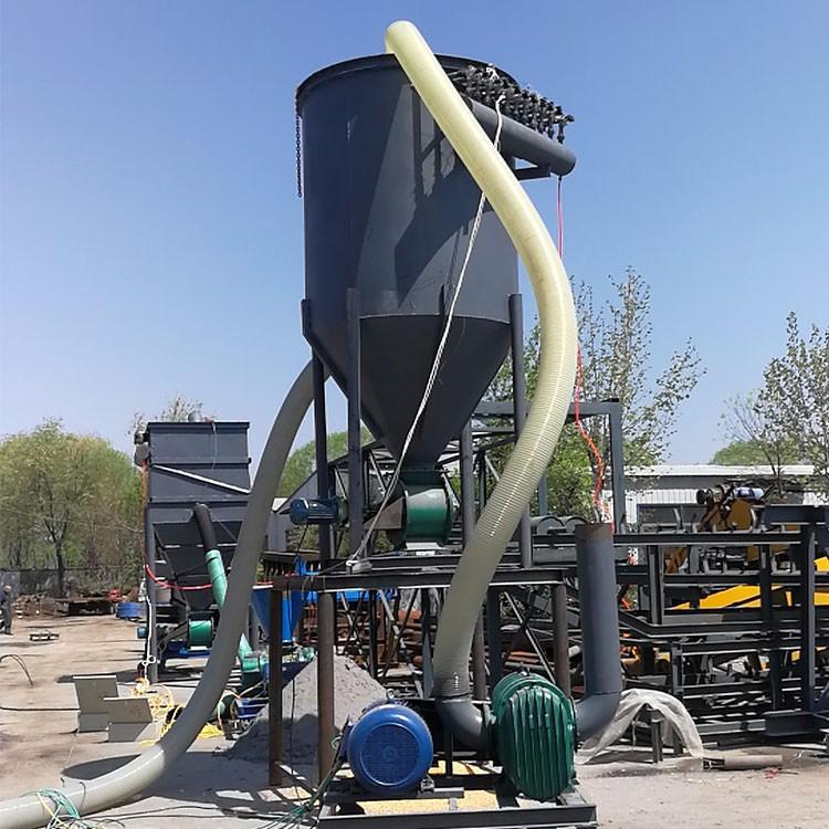 塑料粉气力输送机 伸缩臂气力输送机 QA2