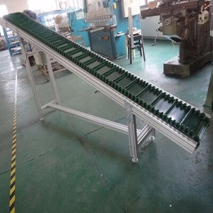 铝型材生产线 裙边带铝型材输送机 QA2