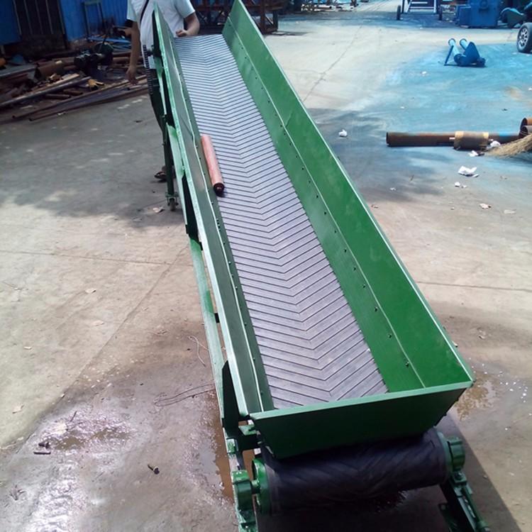 伸缩皮带输送机 防滑皮带输送机 QA2