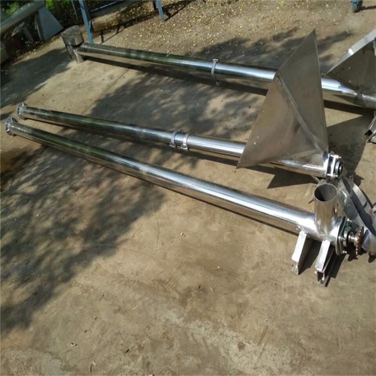 升降螺旋提升机 不锈钢螺旋输送机 QA2
