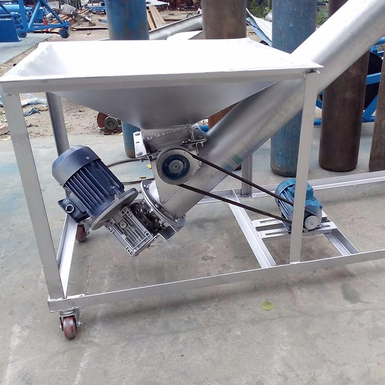 螺旋提升机垂直 不锈钢螺旋输送机 QA2