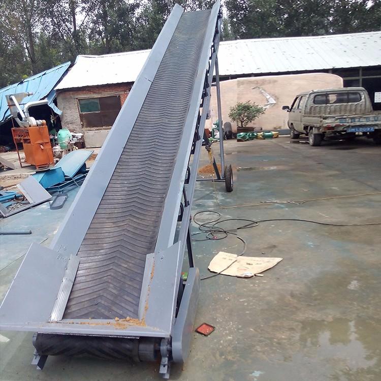 槽型皮带输送机 食品级皮带输送机 QA2