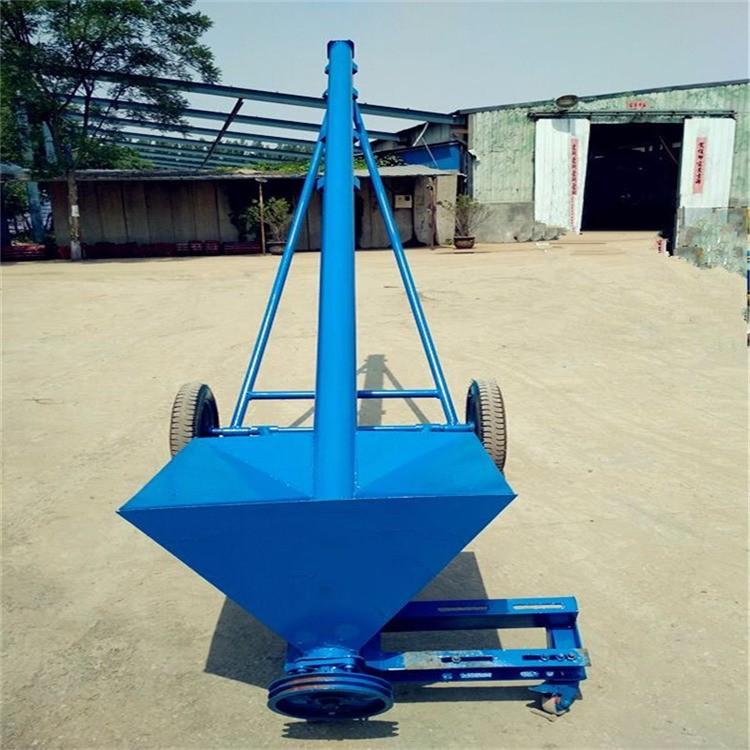 环保螺旋绞龙 水平倾斜螺旋输送机 QA2