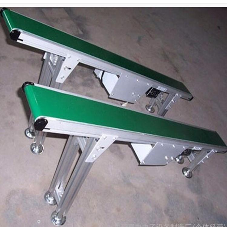 全铝型材皮带机 铝型材输送机 QA2